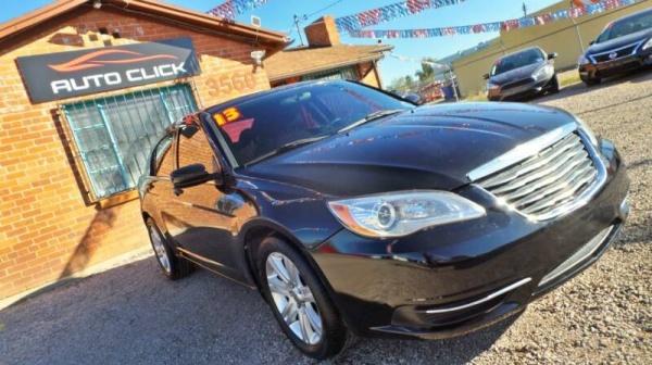 2013 Chrysler 200 in Tucson, AZ