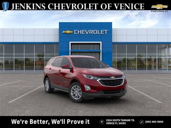 2020 Chevrolet Equinox in South Venice, FL