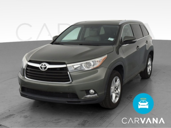 2014 Toyota Highlander in Blue Mound, TX