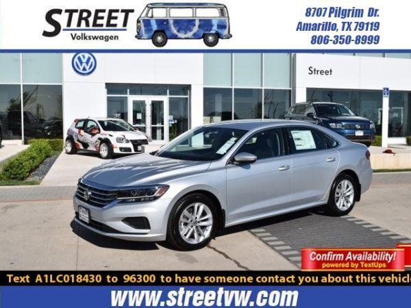 2020 Volkswagen Passat in Amarillo, TX
