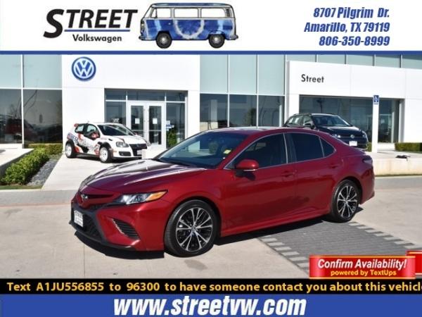 2018 Toyota Camry in Amarillo, TX