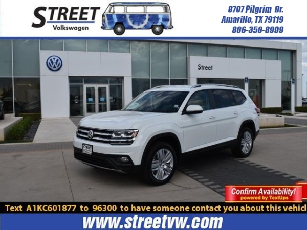 2019 Volkswagen Atlas in Amarillo, TX