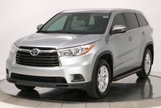2015 Toyota Highlander For Sale >> Used 2015 Toyota Highlanders For Sale Truecar