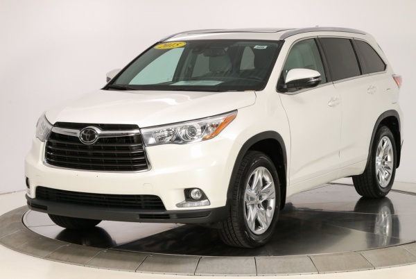 2015 Toyota Highlander in Knoxville, TN