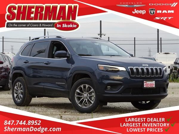 2020 Jeep Cherokee in Skokie, IL