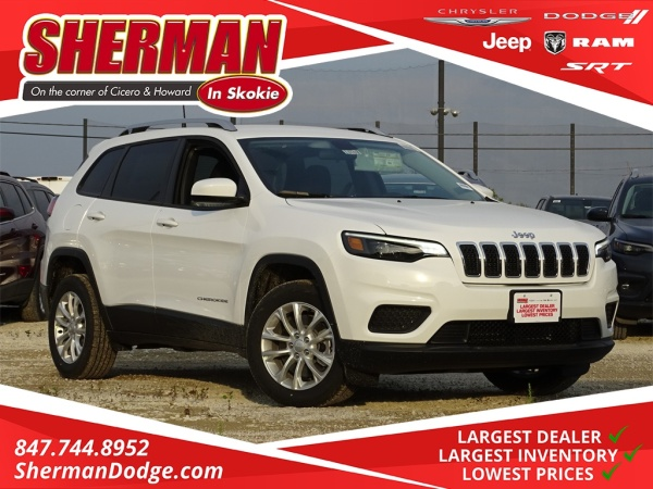 2020 Jeep Cherokee in Skokie, IL