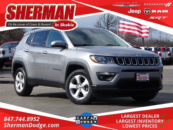 2018 Jeep Compass in Skokie, IL