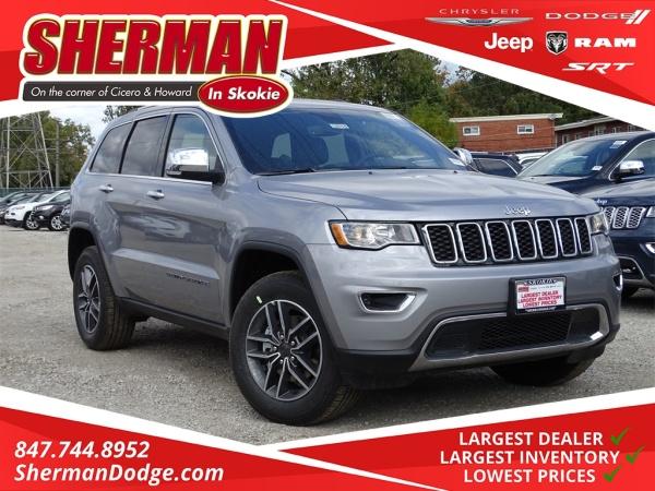 2020 Jeep Grand Cherokee in Skokie, IL