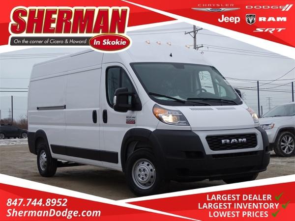 2020 Ram ProMaster Cargo Van in Skokie, IL