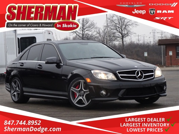 2010 Mercedes-Benz C-Class in Skokie, IL