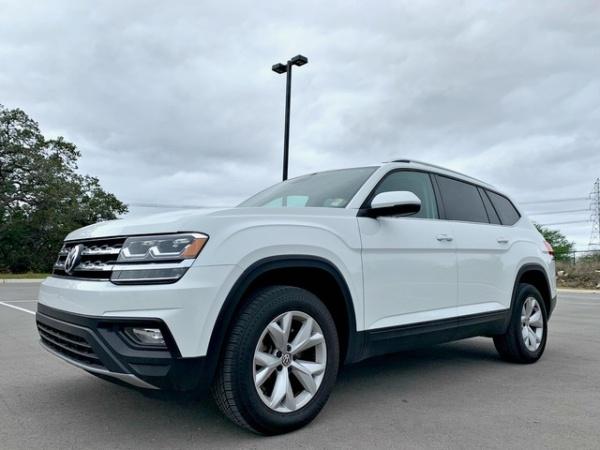 2018 Volkswagen Atlas in San Antonio, TX