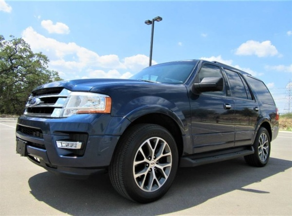 2015 Ford Expedition in San Antonio, TX
