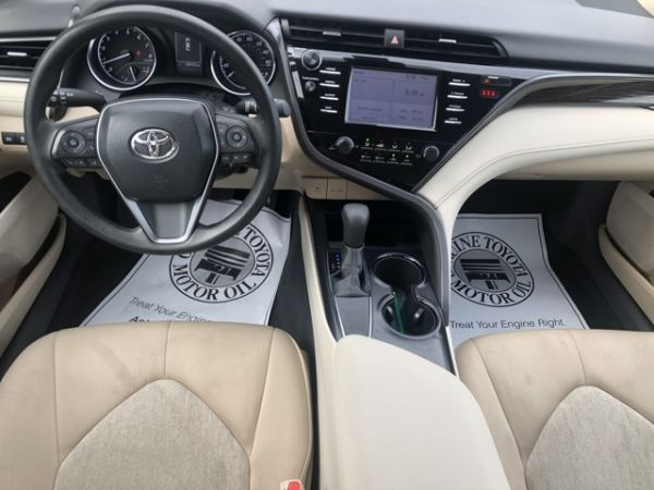 2019 Toyota Camry in Mt. Pleasant, TX