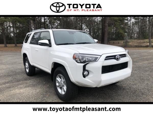 2020 Toyota 4Runner in Mt. Pleasant, TX