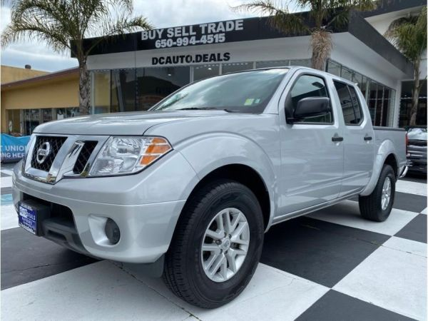 2019 Nissan Frontier in Daly City, CA