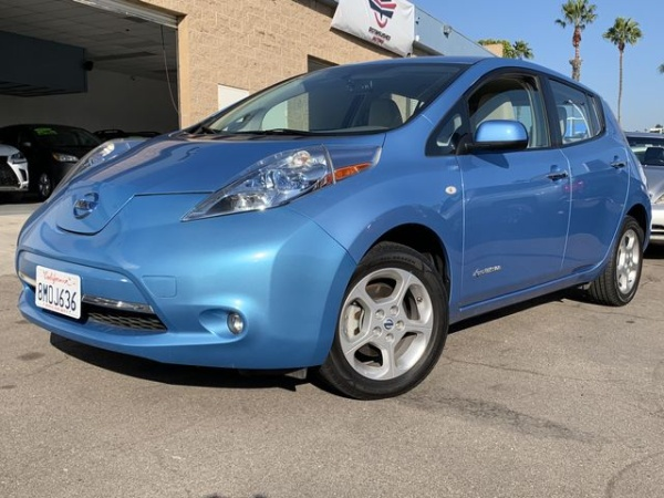 Nissan National City >> 2012 Nissan Leaf Sl For Sale In National City Ca Truecar