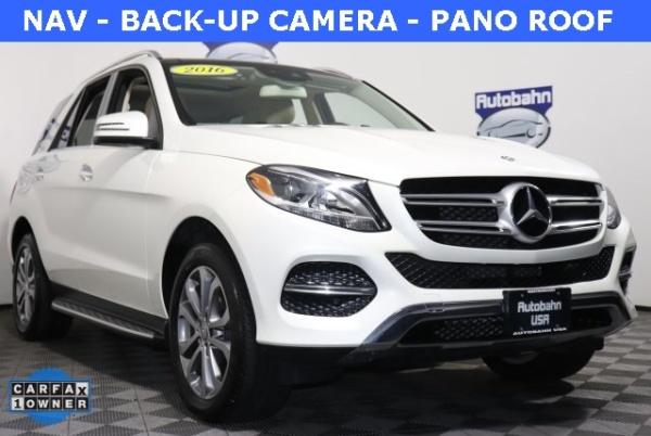 2016 Mercedes-Benz GLE in Westborough, MA