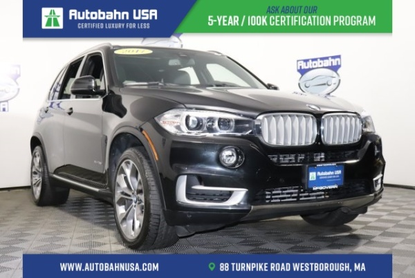 2017 BMW X5 in Westborough, MA