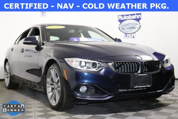 2016 BMW 4 Series in Westborough, MA
