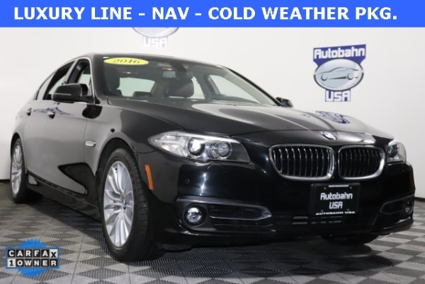 2016 BMW 5 Series in Westborough, MA
