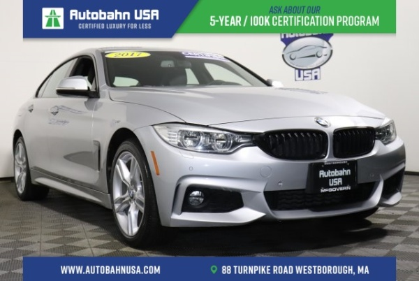 2017 BMW 4 Series in Westborough, MA