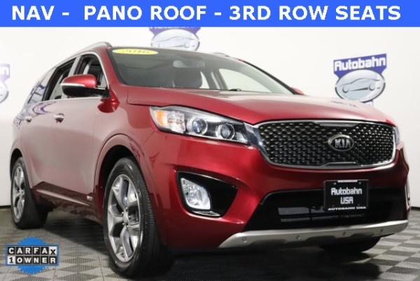 2016 Kia Sorento in Westborough, MA