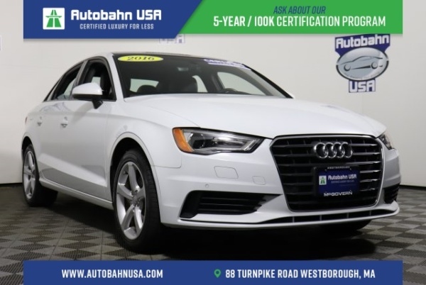 2016 Audi A3 in Westborough, MA