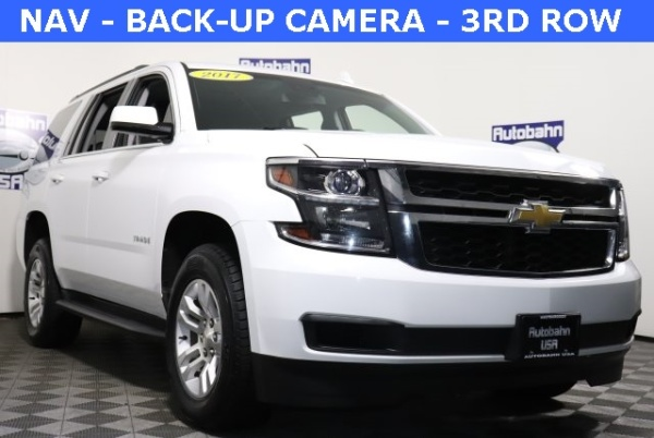 2017 Chevrolet Tahoe in Westborough, MA