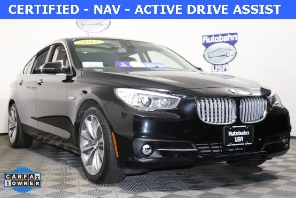 2017 BMW 5 Series in Westborough, MA