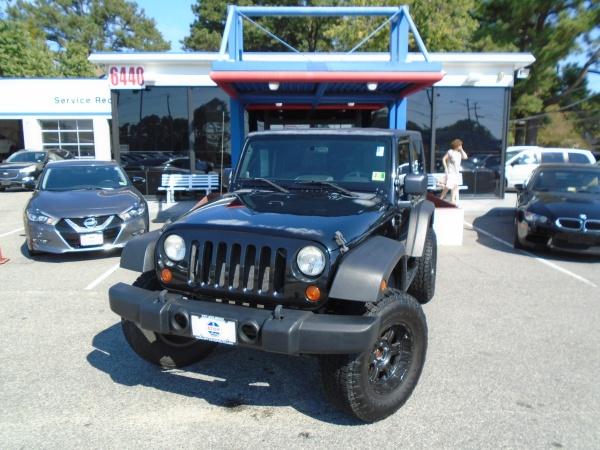 2007 Jeep Wrangler in Norfolk, VA