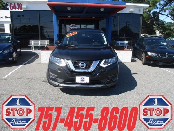 2017 Nissan Rogue in Norfolk, VA