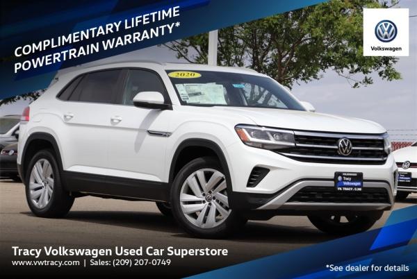 2020 Volkswagen Atlas Cross Sport in Tracy, CA
