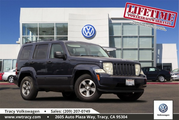 2008 Jeep Liberty in Tracy, CA