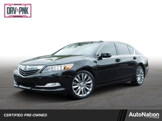 2016 Acura Rlx Fwd With Advance Package For In Sanford Fl