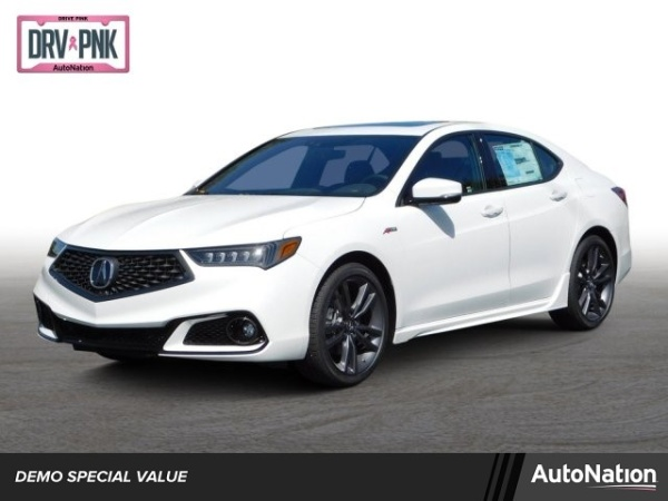 2019 Acura TLX 3.5L FWD with A-Spec Package