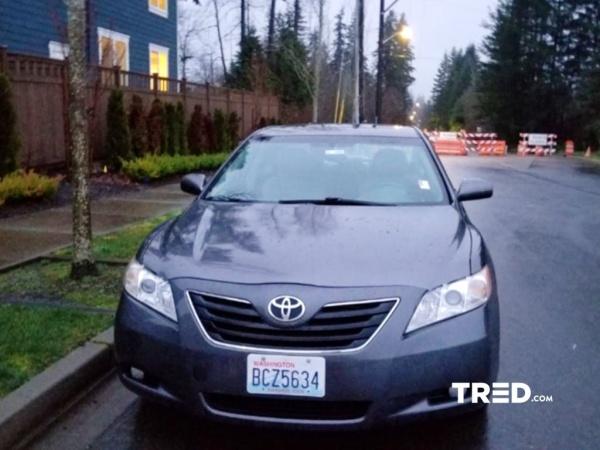 2007 Toyota Camry in Seattle, WA