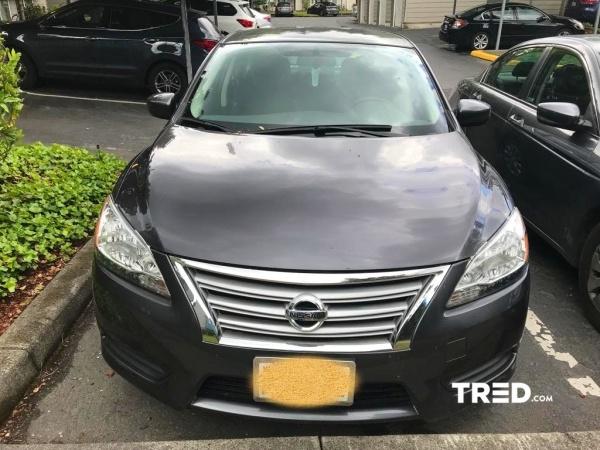 2014 Nissan Sentra in Bellevue, WA