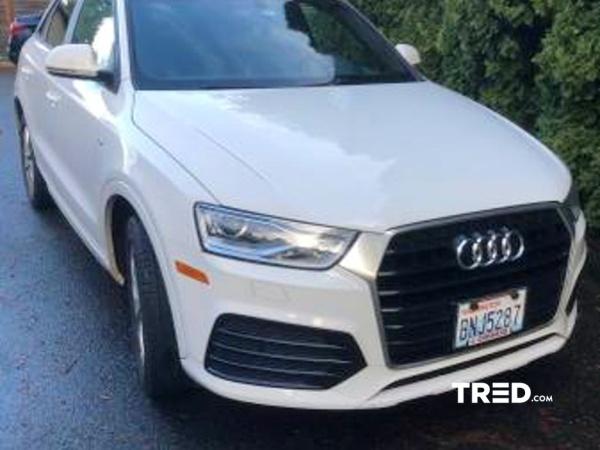 2018 Audi Q3 in Bellevue, WA