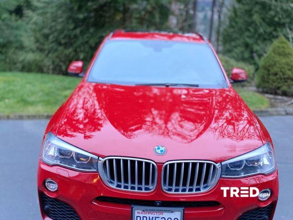 2016 BMW X3 in Bellevue, WA
