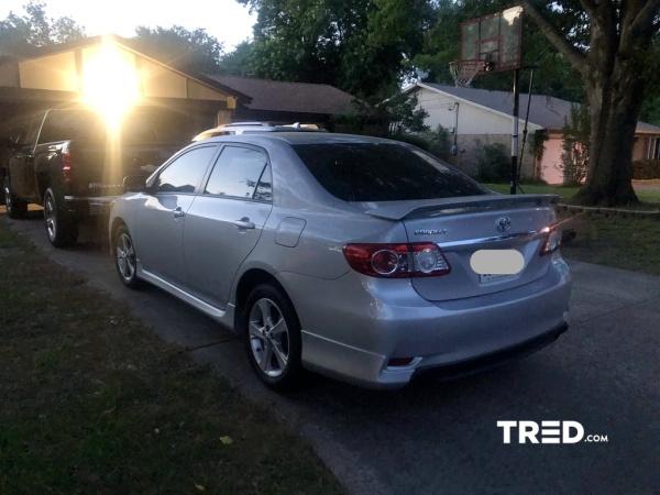 2011 Toyota Corolla in Fort Worth, TX