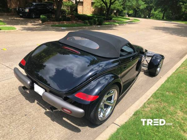 1999 Plymouth Prowler in Plano, TX