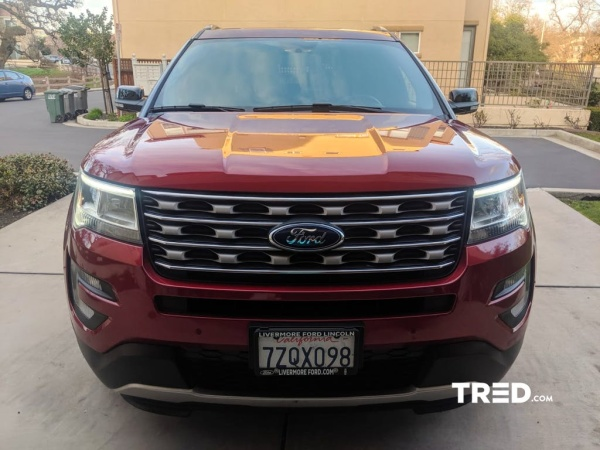 2017 Ford Explorer in Oakland, CA