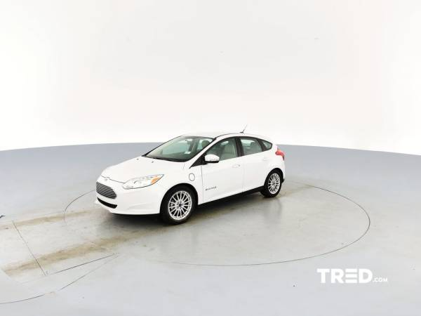 2014 Ford Focus Electric Electric