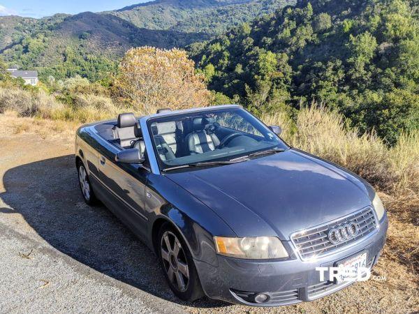 2006 Audi A4 1.8T