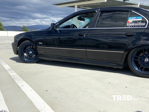 2002 BMW 5 Series in Irvine, CA