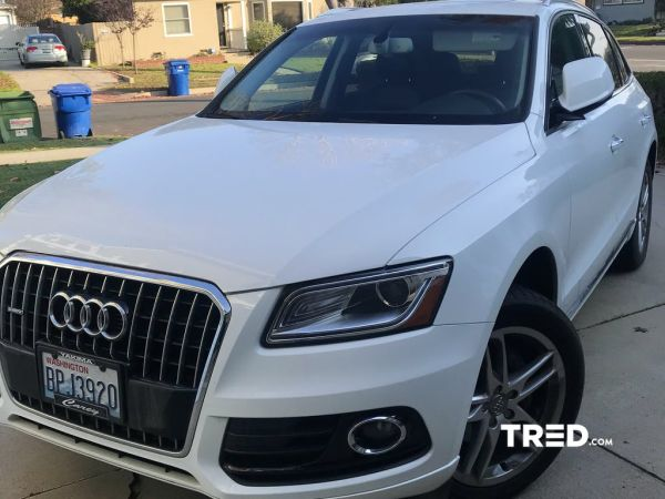 2017 Audi Q5 in Santa Monica, CA