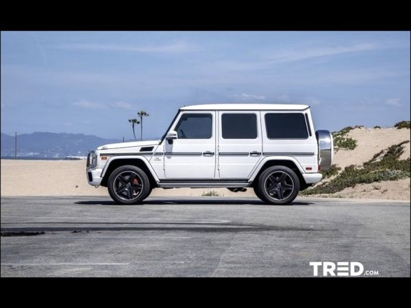 2016 Mercedes-Benz G-Class in Los Angeles, CA