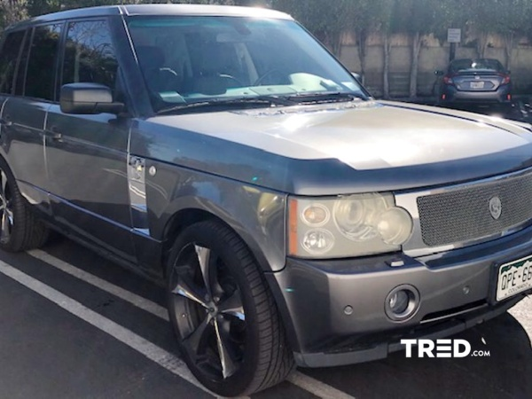 2007 Land Rover Range Rover HSE