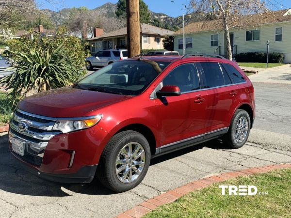 2013 Ford Edge in Los Angeles, CA