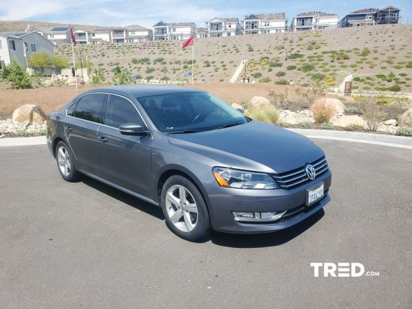 2015 Volkswagen Passat in Thousand Oaks, CA